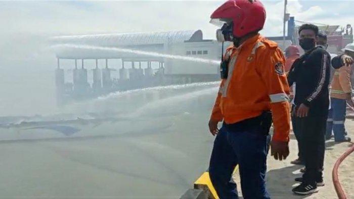 Panggil Pengelola Speedboat Dewa Sebakis 3, Polair Polres Tarakan Akan Dalami Kejadian Kebakaran