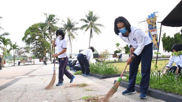 Yormarhanlan XIII Tarakan Pugar Taman Makam Pahlawan Dwikora, Target Rampung Sebelum 10 November