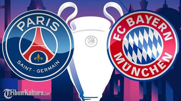 Siaran Langsung PSG vs Bayern di Liga Champions, Masih Tanpa Lewandowski, Tayang di SCTV 02.00 Wib