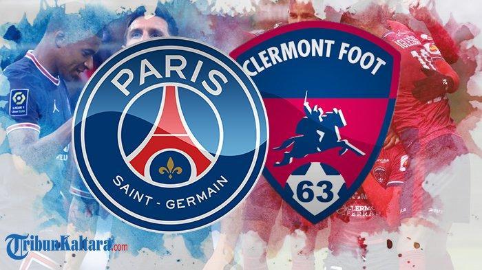 Siaran Langsung PSG vs Clermont di Liga Prancis, Lionel Messi Menghilang, Tayang di RCTI Plus