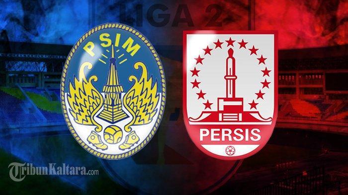 Jadwal Liga 2 PSIM vs Persis, Aroma Gengsi Derby Mataram, Kaesang Isyaratkan tak Puas