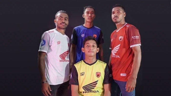Jelang Laga Kontra Arema FC di Liga 1 2021, PSM Rilis Jersey Baru, Kental Filosofi Bugis Makassar