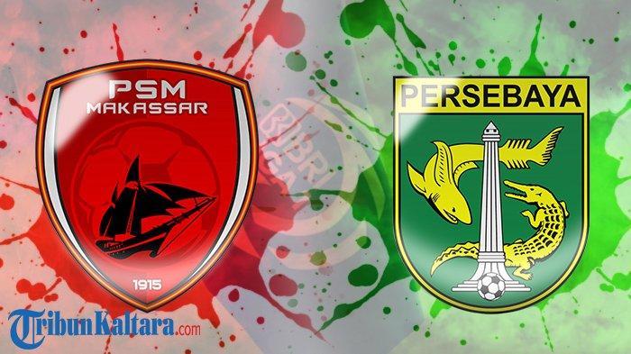 Siaran Langsung PSM vs Persebaya Liga 1 Tayang di Indosiar, Adu Tajam Penyerang Asing dan Lokal
