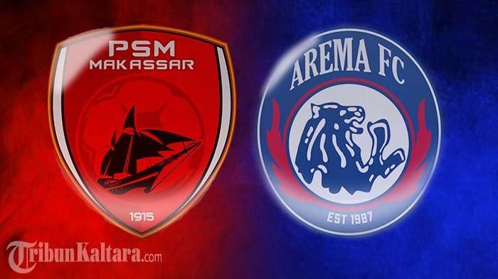 Jadwal Live Streaming PSM vs Arema FC di Liga 1, Singo Edan dalam Tekanan, Dihantui Hasil Persebaya