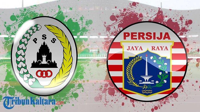 Live Streaming PSS vs Persija di Indosiar, Kedua Tim Andalkan Eks Persebaya jadi Starter, Skor 0-0