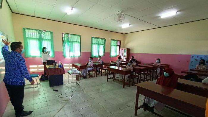 Walikota Khairul Tegaskan,Kota Tarakan Turun Level 3, PTM Bagi Pelajar Dapat Dilaksanakan