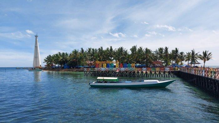 Libur Akhir Lebaran Pulau Beras Basah di Bontang Tutup, Warga Pilih Pantai Panrita Lopi