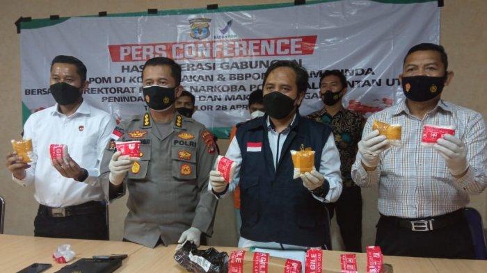 Target Pasar Anak Remaja, MS Mengaku Jual Pil Double L dengan Harga Murah