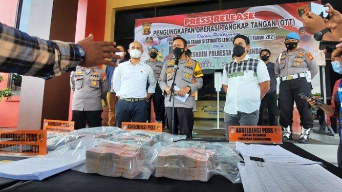 Lurah Sungai Kapih Samarinda Jadi Otak Pungli Pengurusan PTSL, Polisi Sita Uang Rp 678.350.000