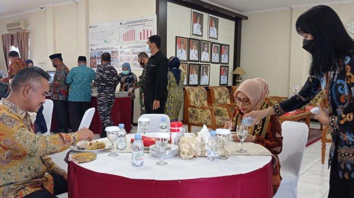 Bertemu Puteri Wapres RI Ma'ruf Amin di Tarakan, Wali Kota Khairul Sampaikan Hal Ini