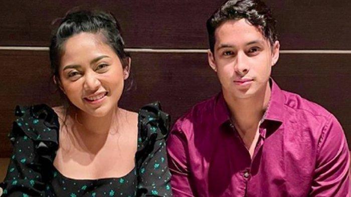 Selebgram Rachel Vennya dan Salim Nauderer