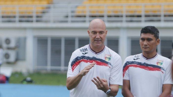 Lagi, Coach Berges Latih Mitra Kukar di Liga 2, Pelatih Asal Spanyol Berkomentar, Pernah Beri ini