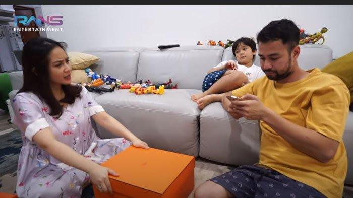 Raffi Ahmad Sekeluarga Sempat Terpapar Covid-19, Nagita Menangis saat Tahu Rafathar Positif