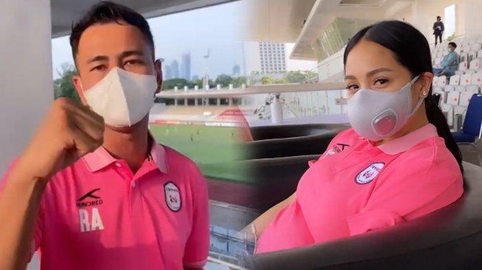 Ditonton Raffi Ahmad, RANS Cilegon FC Kalah di Laga Perdana Liga 2, Nagita Slavina Geleng Kepala