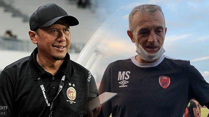 Jadwal Liga 1 2021, Madura United vs PSM, Milomir Seslija Waspadai Kekuatan Pasukan Rahmad Darmawan