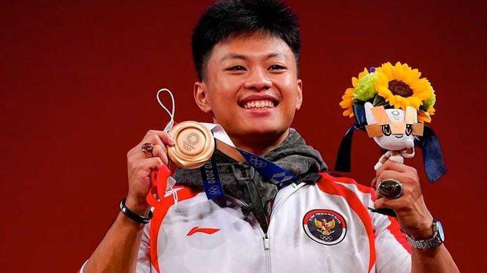 Rahmat Erwin Abdullah Tambah Medali Indonesia di Olimpiade Tokyo, Berhak Dapat Rp 1 Miliar