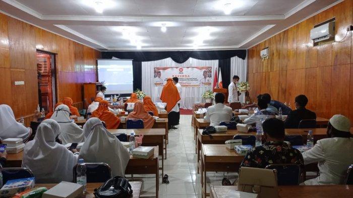 Gelar Rakerda, DPD PKS Malinau Rangkul Kaum Muda, Topan Amrullah: Target Penambahan Kursi Tahun 2024