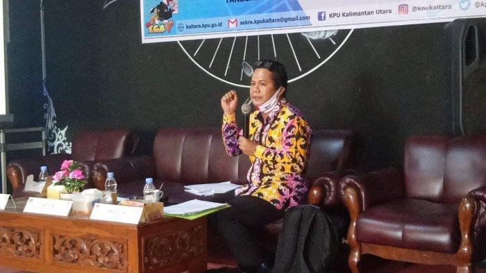 KPU Kaltara Bongkar Kesulitan Tegakkan Protokol Kesehatan Covid-19 Jelang Pilkada Serentak