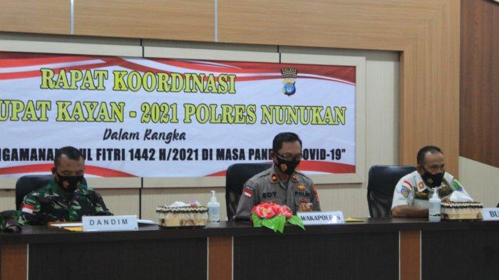 Polres Nunukan Gelar Operasi Ketupat Kayan 2021, Polisi Minta Warga Antisipasi 4 Titik Rawan Jambret