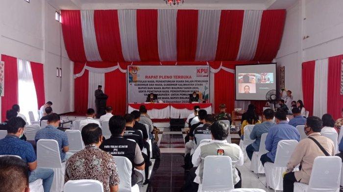 MK Rilis Lanjutan Sidang Sengketa Hasil Pilkada Malinau, Berikut Agenda dan Rincian Waktunya