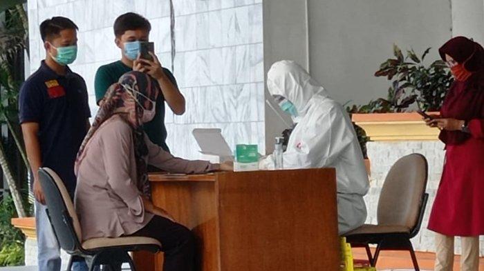 Rapid Test di Kantor Bupati Bulungan, Kadis Kesehatan Sebut 6 Orang Dinyatakan Reaktif