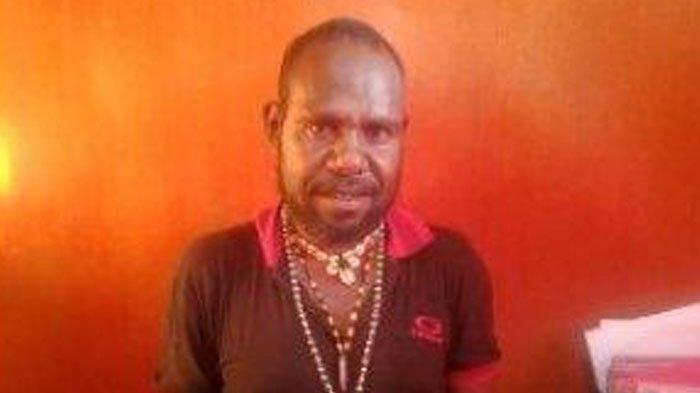 Sepak Terjang Ratius Murib, Penjual Senjata dan Amunisi ke KKB Papua, Dibekuk Satgas Nemangkawi