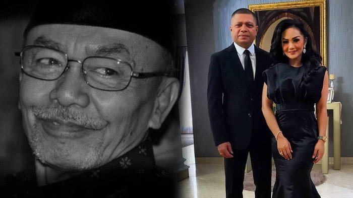 Reaksi Raul Lemos Tulis Pesan Haru, Aurel Hermansyah Berduka saat Ayah Krisdayanti Meninggal Dunia