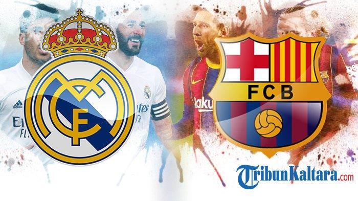 Jadwal El Clasico Real Madrid vs Barcelona di Liga Spanyol, Karim Benzema dkk Bisa Tersandung