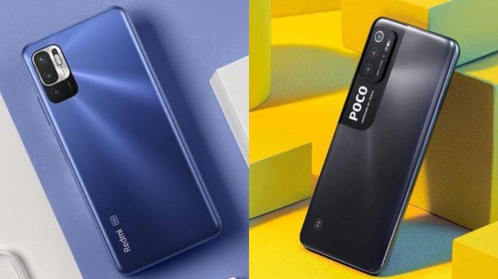 Dibanderol Rp 2 Jutaan, Simak Perbandingan Spesifikasi Redmi Note 10 5G dan Poco M3 Pro 5G