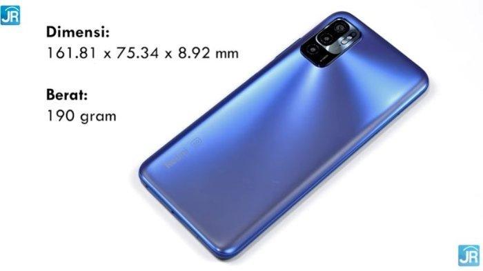 Beda Harga Rp 100 Ribu, Simak Perbandingan Smartphone Poco M3 Pro 5G dan Redmi Note 10 5G
