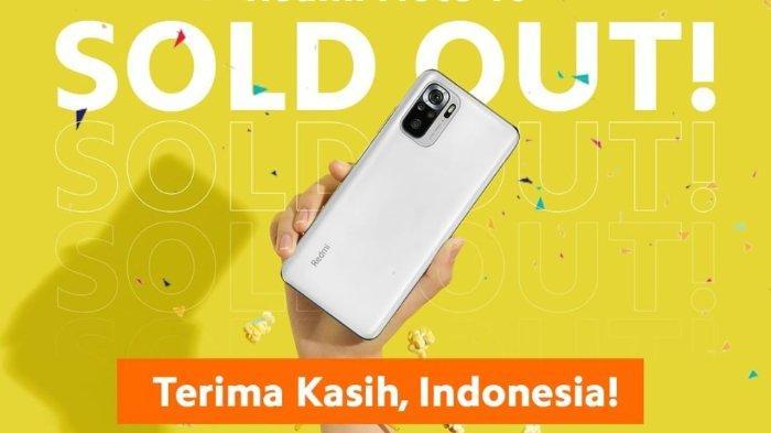 Xiaomi Hentikan Produksi Redmi Note 10 untuk Indonesia, Minta Pelanggan Beralih ke 3 Tipe Ini