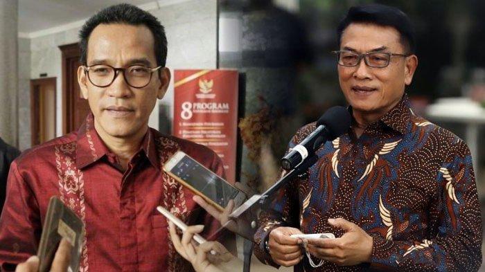 Gagal Kudeta AHY, Refly Harun Minta Jokowi Tegas ke Moeldoko: Tetap Jadi KSP atau Lepaskan Demokrat
