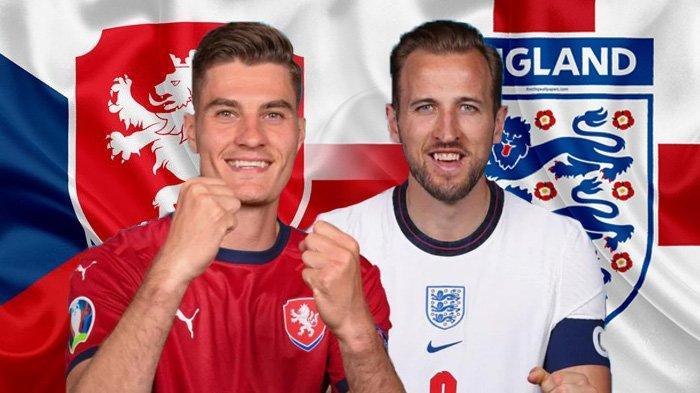 Prediksi Rep Ceko vs Inggris di Euro 2020, Alarm Serius untuk Harry Kane dkk