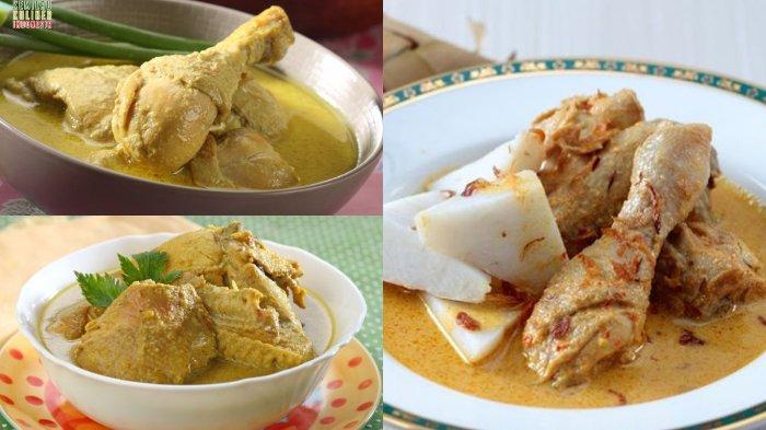 Kumpulan Resep Opor Ayam Cocok untuk Lebaran Idul Fitri 2021, Praktis dan Anti Gagal