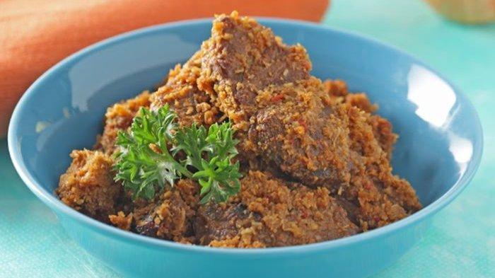 Inspirasi Menu Hari Raya Idul Adha 1442 H: Resep Rendang Sapi dan Tips Masak Menggunakan Rice Cooker