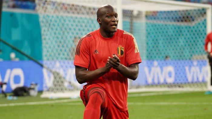 Italia vs Belgia di UEFA Nations League, Setan Merah dalam Masalah, Romelu Lukaku Tinggalkan Tim