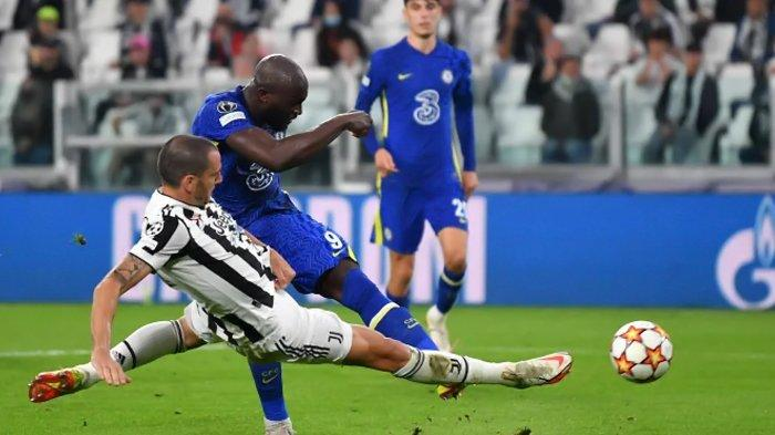 Lukaku Mati Kutu Dikunci Bek Juventus, Eks Pelatih Inter Milan Sindir Taktik Tuchel di Chelsea
