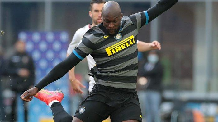 Detik-detik Lukaku Bikin Mantan Kiper Juventus dan Eks Bek AC Milan Merana, Inter Milan Capolista