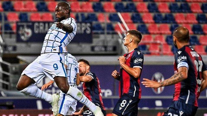 Klasemen Liga Italia, Inter Milan Tancap Gas Tinggalkan AC Milan dan Juventus, Menang atas Bologna