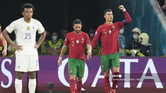 Mampukah Portugal Pertahankan Gelar Juara Euro 2020? Berharap Tuah Cristiano Ronaldo 'Si Penyelamat'