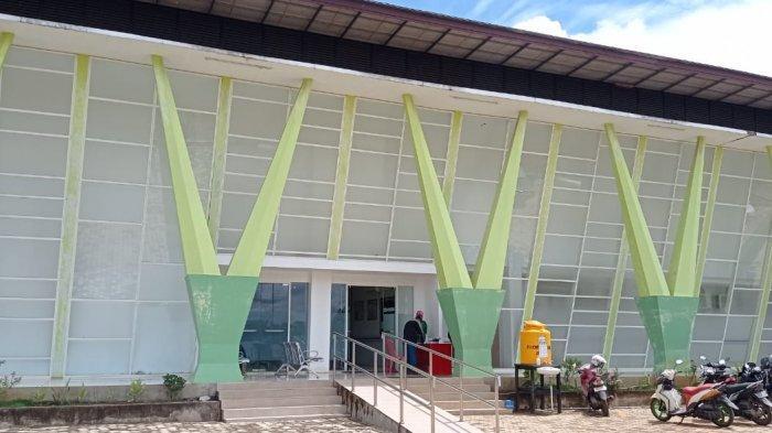 Rumah Sakit Umum Daerah (RSUD) Akhmad Berahim, Kabupaten Tana Tidung.