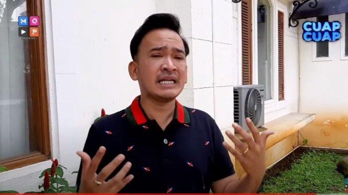 Geram Betrand Peto Jadi Bahan Roasting Ridwan Remin, Ruben Onsu Langsung Hubungi Indro Warkop