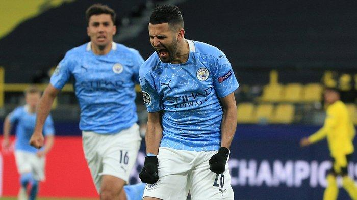 Hasil Liga Champions, Erling Haaland Tak Berkutik, Pep Guardiola Girang Man City Permalukan Dortmund