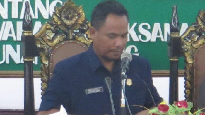 Pernah Jadi Ketua DPRD Tarakan dari PAN, Begini Tanggapan Sabar Santoso Tentang Partai Ummat
