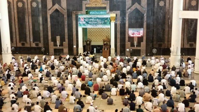 Petugas Takmir Masjid Wajib Ketatkan Aturan Prokes, Tak Datangkan Penceramah dari Luar Daerah