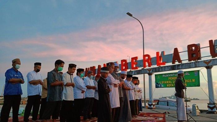 Sebut Tak Ada Klaster Covid-19 Selama Ramadan, Wali Kota Tarakan: Salat Idul Fitri Boleh di Lapangan