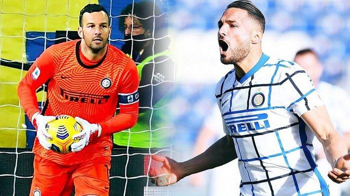 Inter Milan Dihantam Krisis, Misi Raih Scudetto Liga Italia Terancam, Dua Andalan Positif Covid-19