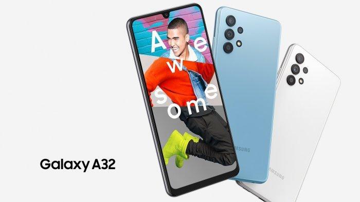 Update Harga HP Samsung Bulan Mei 2021, Lengkap dari Galaxy A32, M12 hingga S21 Ultra