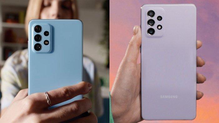 Spesifikasi Hampir Sama, Worth It Samsung Galaxy A53 atau Galaxy A72? Simak Perbedaannya