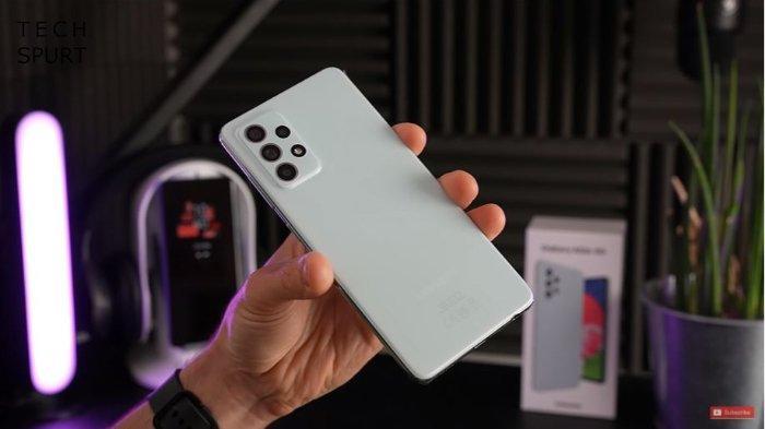Akhirnya Rilis di Indonesia, Simak Spesifikasi dan Harga Samsung Galaxy A52s 5G